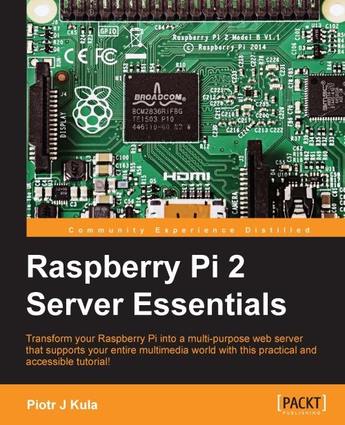 Raspberry Pi Server Essentials 2
